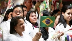 'More Doctors' for Brazil, More Cash for Cuba