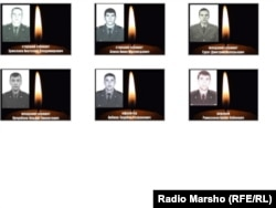Chechnya - Who Died in Rosgvardia