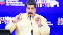 Maduro Attacks 'Hate' Campaign Against His COVID-19 'Miracle Drops.' Experts Just Want Proof.