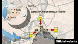 Battle for Raqqah, Syria