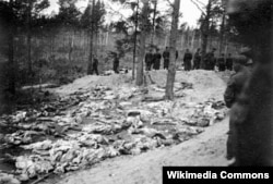 The Katyn massacre was a series of mass executions of Polish military officers and intelligentsia carried out by the Soviet Union in April and May of 1940.