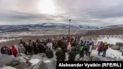Kolyma, Commemoration Day of the Victims of Political Repressions - 4