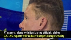 RT EU Energy LNG