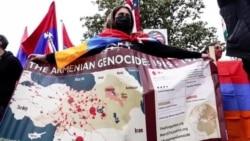 Turkish Defense Minister Distorts History of Mass Armenian Deaths That Biden Called 'Genocide'