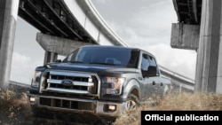 The Ford F-Series is a series of light-duty trucks and medium-duty trucks (Class 2-7) that have been marketed and manufactured by Ford Motor Company.