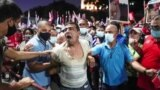 Cuban Foreign Minister Falsely Claims Peaceful Protesters Have 'No Reason for Fear'