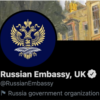 Russia Embassy in the United Kingdom
