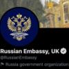 Russia Embassy in the United Kingdom