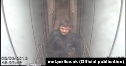 "U.K. -- Metropolitan Police statement -- Novichok -- a CCTV image, timed at 16.22 on Friday 2 March, is of the man we know as ""Boshirov"" at Gatwick."
