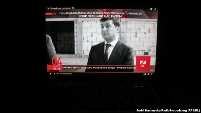 Zik TV, one of the channels affected by the sanctions, on Youtube.