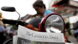 After Crushing Free Media, Cambodia's Hun Sen Claims to 'Place High Value' on Journalism