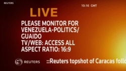 A compilation of Reuters live coverage of unrest in Venezuela and France