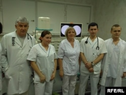 Ukraine -- Catheter laboratory, where people with heart ischemia can be treated, opened in Severodonetsk, December 26, 2016