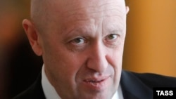 Concord Catering General Director Yevgeny Prigozhin