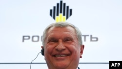 Igor Sechin Head of Rosneft