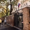 Russian UK Embassy Twitter Account