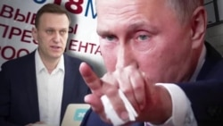 Russia's Lavrov Wrongly Calls EU Sanctions Over Navalny Poisoning Illegal