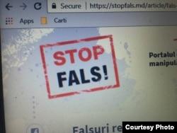 Moldova - Desinformation, false news, Stop fals!, generic photo