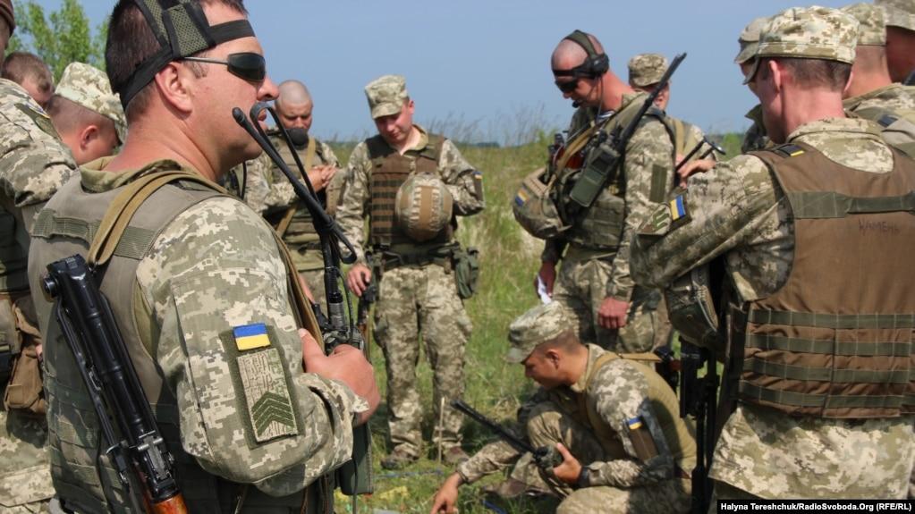 Russian UK Embassy Flubs, Misstates U S  Military Posture in Ukraine