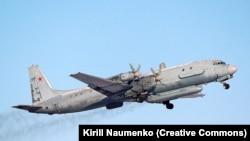 Russian IL-20 Surveillance Plane