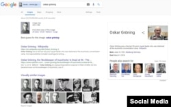 "Google image search results for the picture from ""Soros Nazi"" poster"