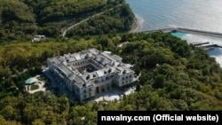 A Palace for Putin – a Black Sea mansion allegedly built for Russian President Vladimir Putin, at Gelendzhik Bay, from the Anti-Corruption Foundation of Aleksey Navalny fresh investigation issued on January 19, 2021