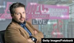 """Roman Badanin, Editor-in-Chief of """"TV Rain,"""" Russia"""