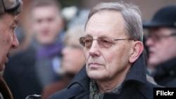 Latvia -- Aleksandrs Kiršteins - deputy of Latvia Parliament.