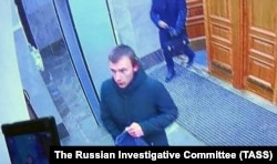 RUSSIA -- ARKHANGELSK, OCTOBER 31, 2018: Mikhail Zhlobitsky, a 17-year-old student committed an explosion by the office of the Arkhangelsk Region Branch of Russia's Federal Security Service (FSB).