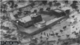 The Pentagon on Wednesday released the first images from the raid that killed ISIS leader Abu Bakr al-Baghdadi.