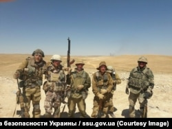 SYRIA – Russian mercenaries in Syria