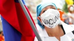 Venezuela's VP Says Rich Countries Are Not Giving Vaccines for Free. They Are.