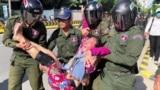 Hun Sen's 'Color Revolution' Cover Story